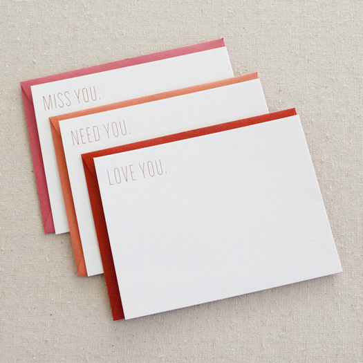 Love You Cards. valentine cards,